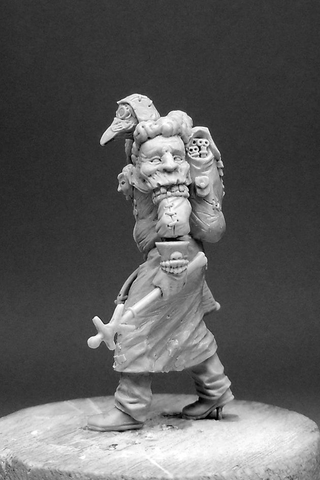 Kingdom Death; The Great Game Hunter Doctors