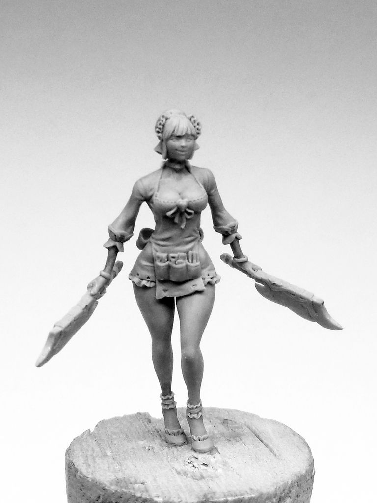 Kingdom Death; The Great Game Hunter Chefs.