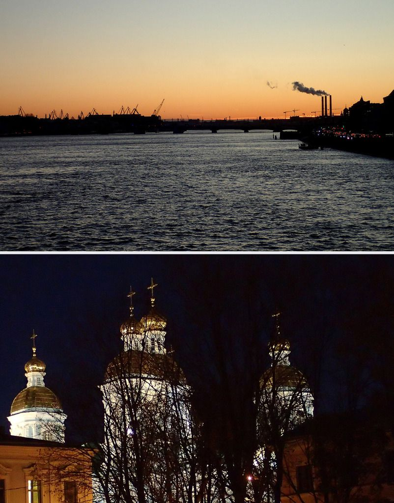 Saint Petersbourg - Duos