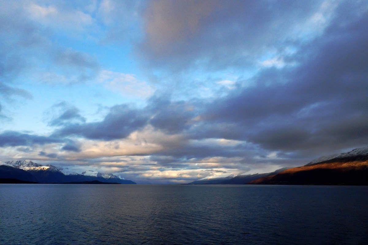 Norvège Octobre 2019 -Finnmark (Laponie)  - Tromso / route du Nord