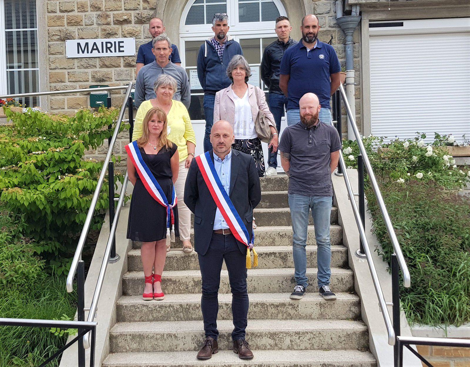 Le Conseil Municipal d'Arreux