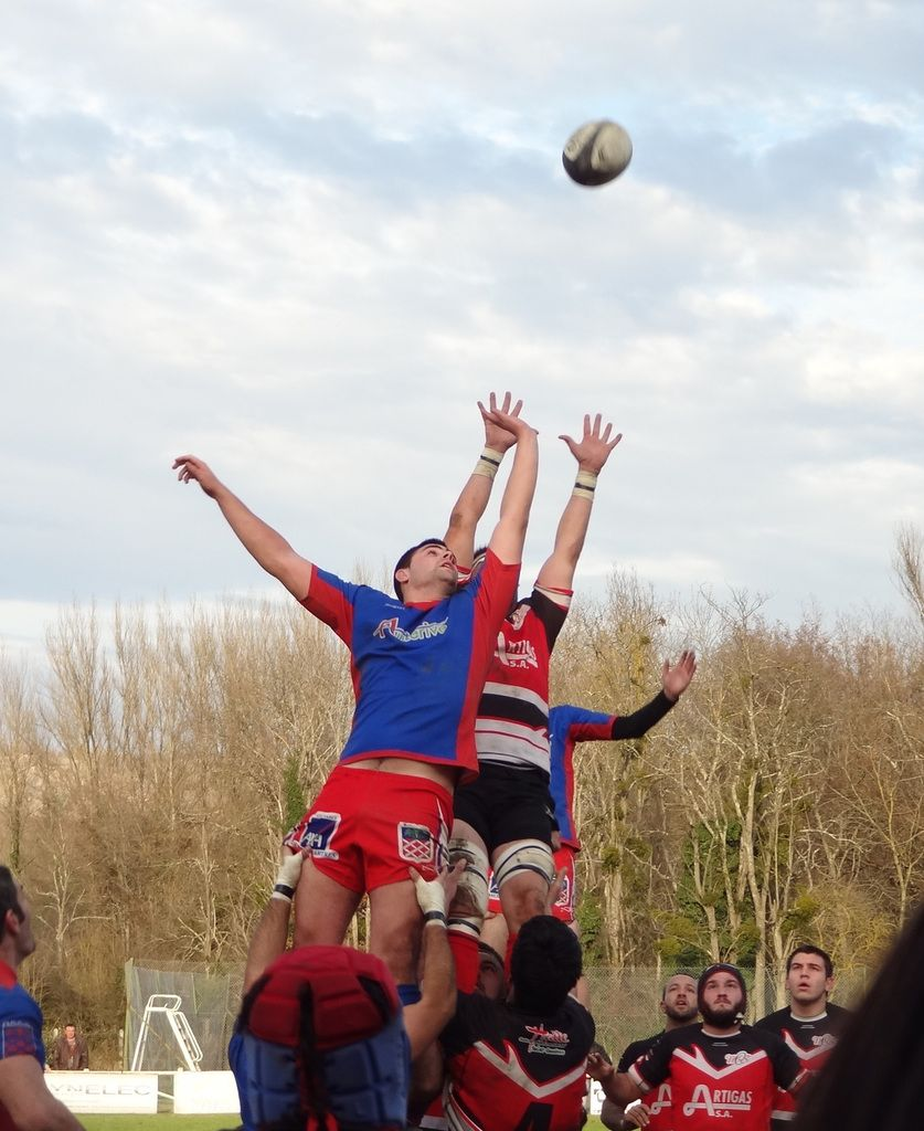 Mazères-Cassagne - Rugby: le samedi des Rouge et Noir