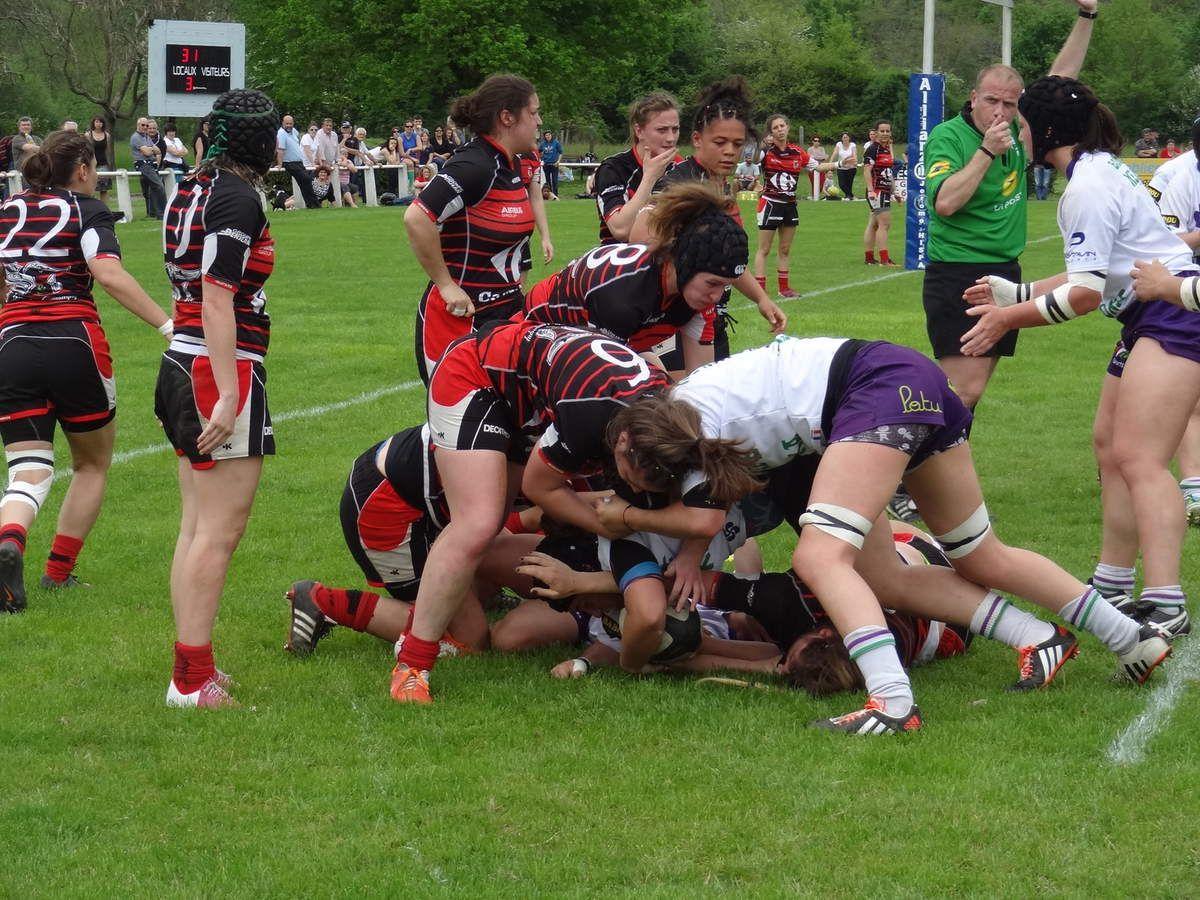 Rugby XV - Amateurs - Barrage d'accession en Top 8. Stade Toulousain-La Valette demain à 16 h 30 à Gruissan