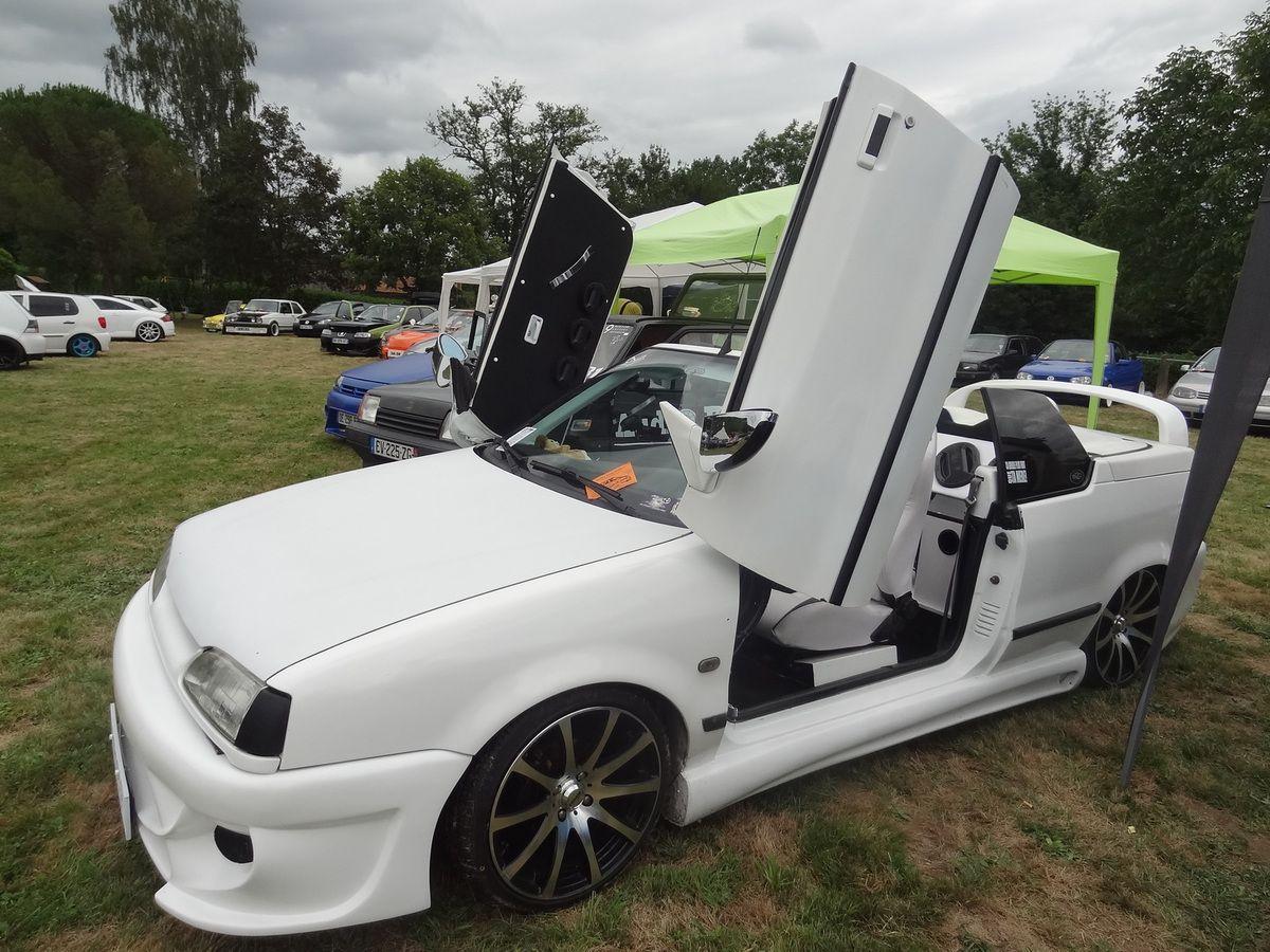 Couret (31) – 3eme Rassemblement car's Design