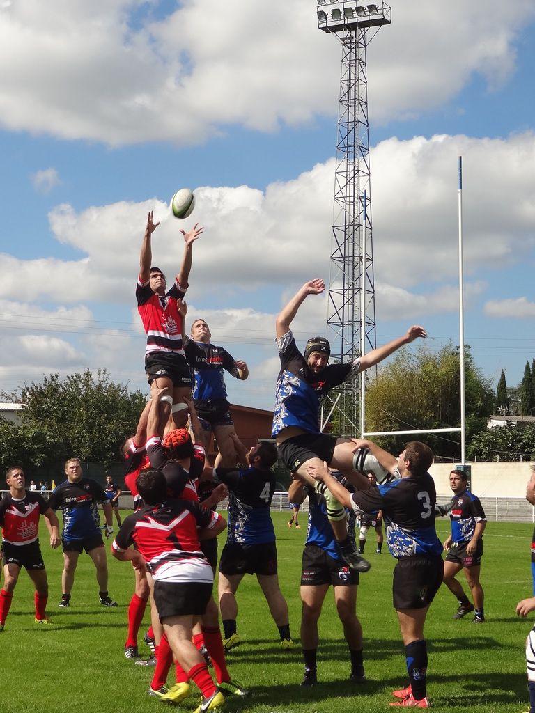 Rugby : Mazères s'impose à nouveau
