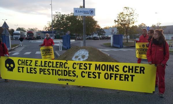 Greenpeace - Luttons contre les pesticides
