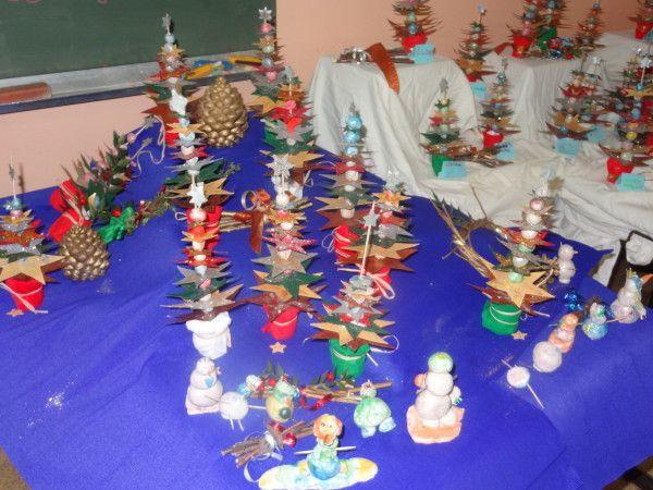 Mazères sur Salat (31) - Salon de Noël dans le village