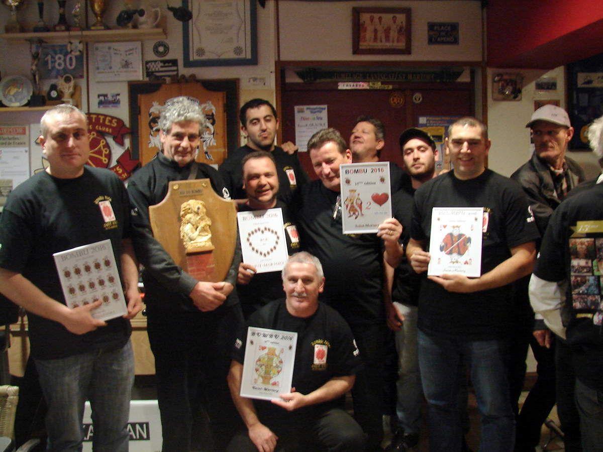 Saint-Martory (31) - 15ème tournoi de Bombu