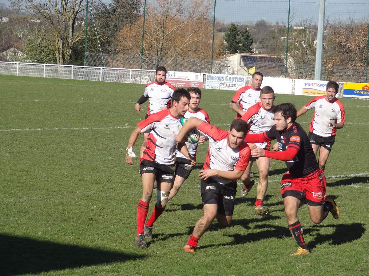 Rugby - Saint-Orens Mazères Cassagne Sports
