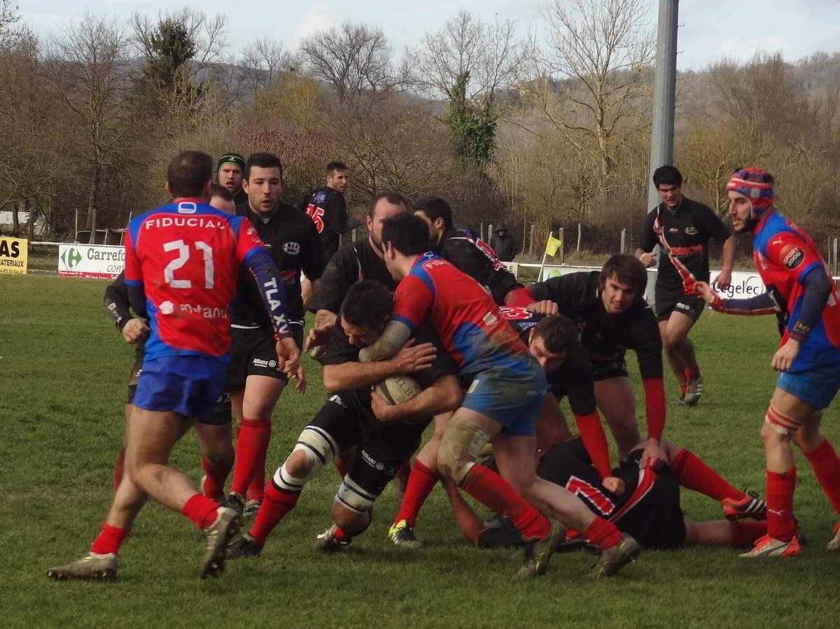 Rugby - Mazères Cassagne Sports - Lalande Aucamville