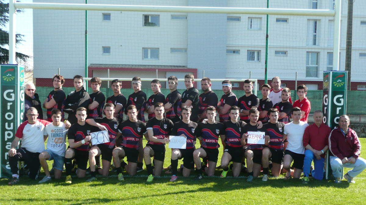 Comminges Rugby Jeunes : en route pour les phases finales