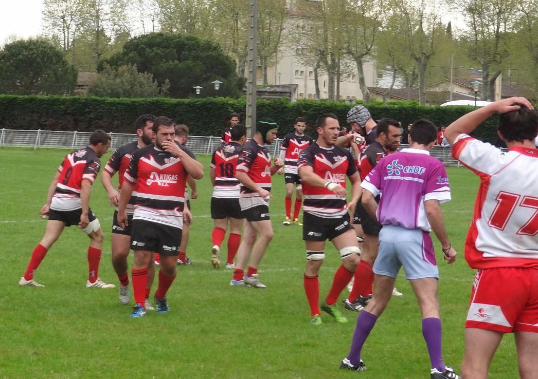 Rugby: le MCS victorieux de Tarascon