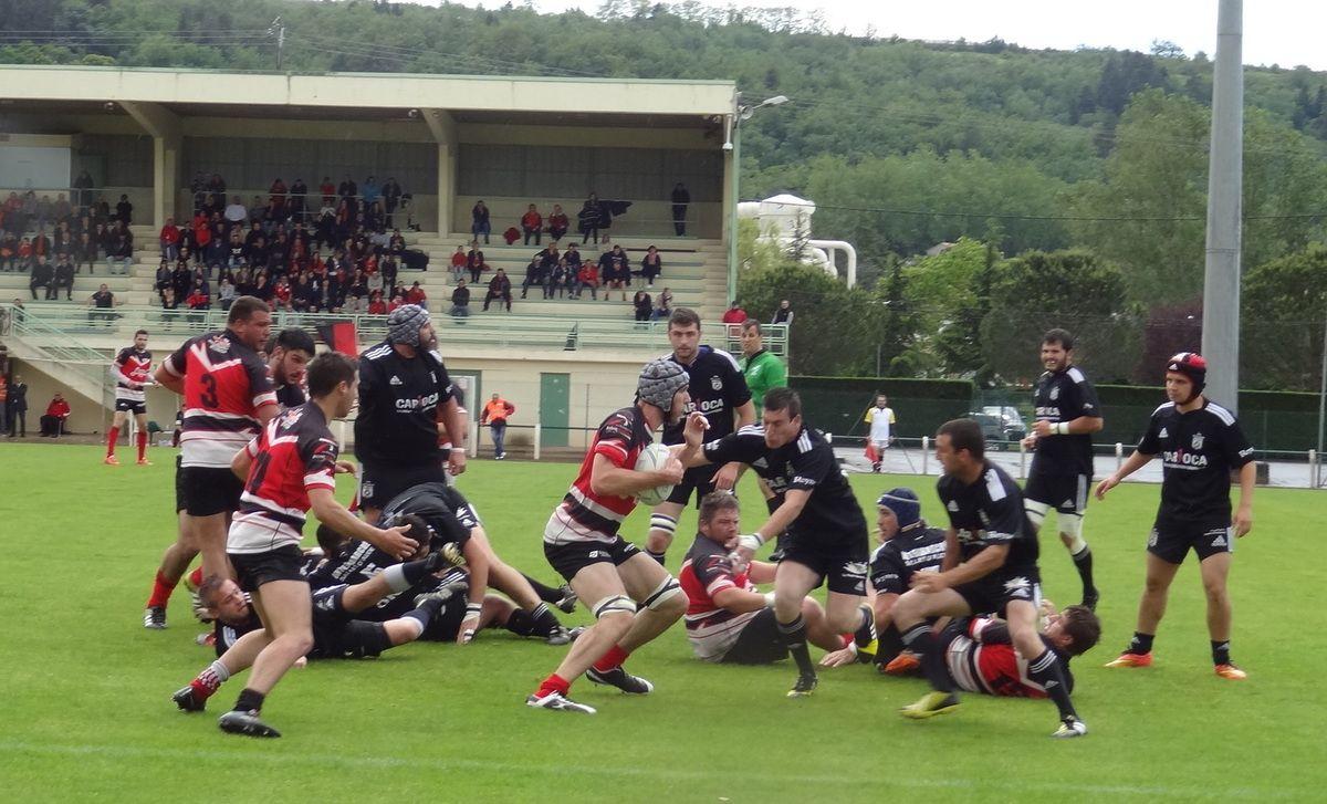 Rugby: MCS en demie du championnat de France Promotion Honneur