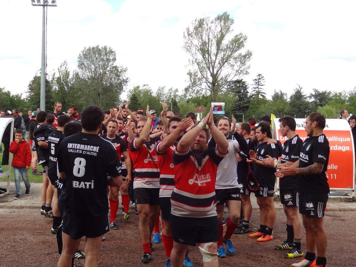 Rugby: le MCS en demie