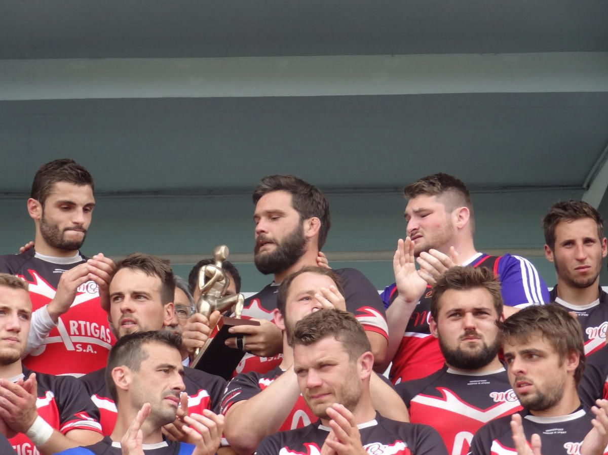 Rugby - le MCS vice-champion de France