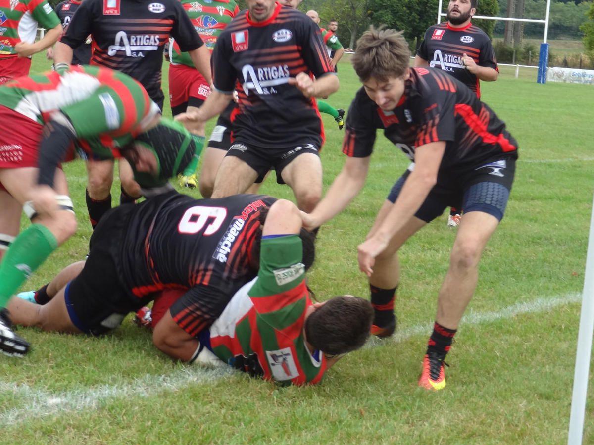 Rugby - Mazères Cassagne Sports - Saint-Juery