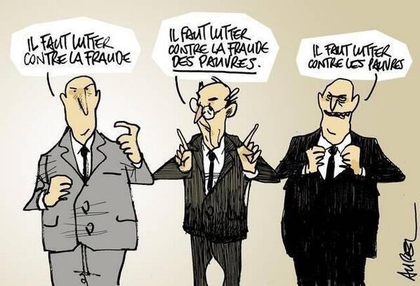 « Les assistés : comment ils ruinent la France » ... ah oui? tiens donc....