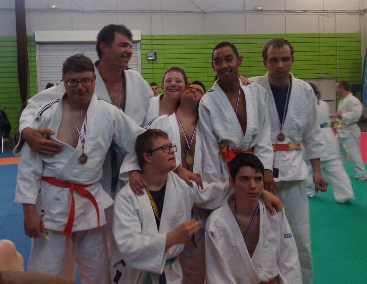 Salies du Salat - Judo Sport Adapté
