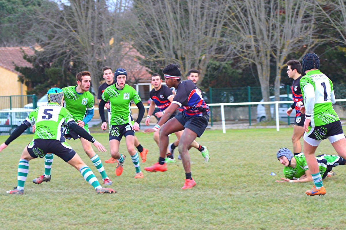 Rugby - les Portes du Comminges