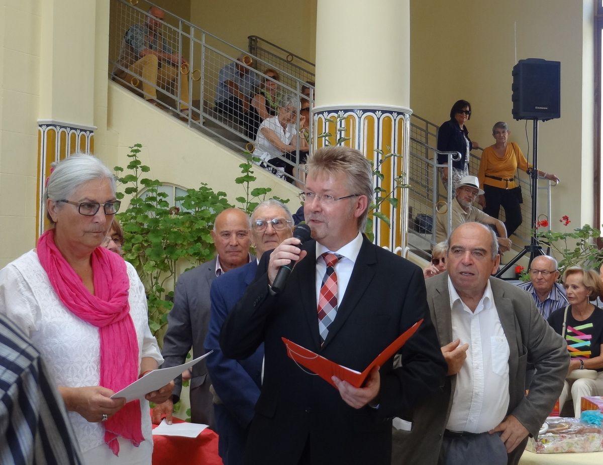 Salies du Salat - La délégation allemande attendue en ville