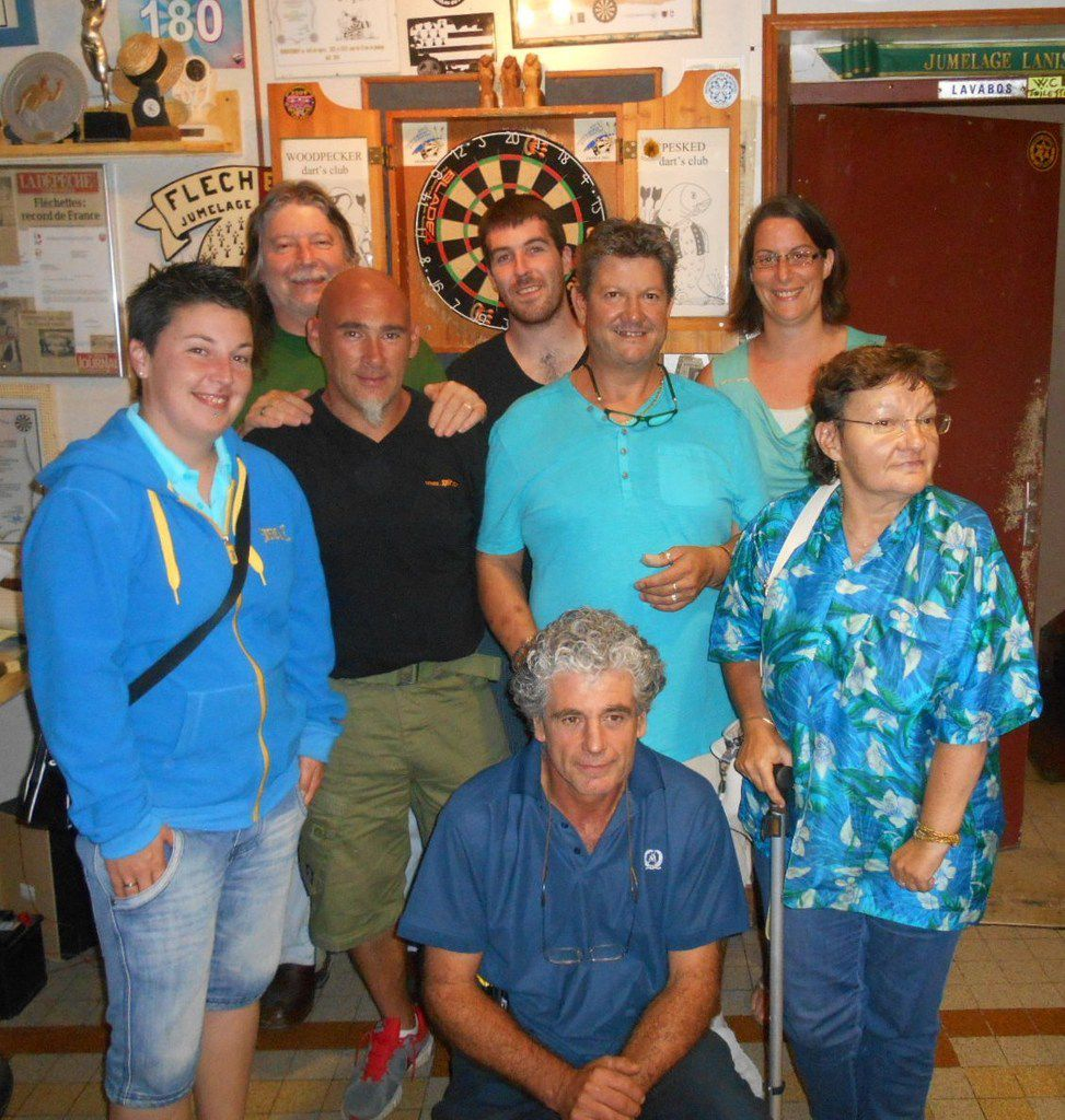 Saint-Martory - Assemblée générale du Woodpecker Darts Club