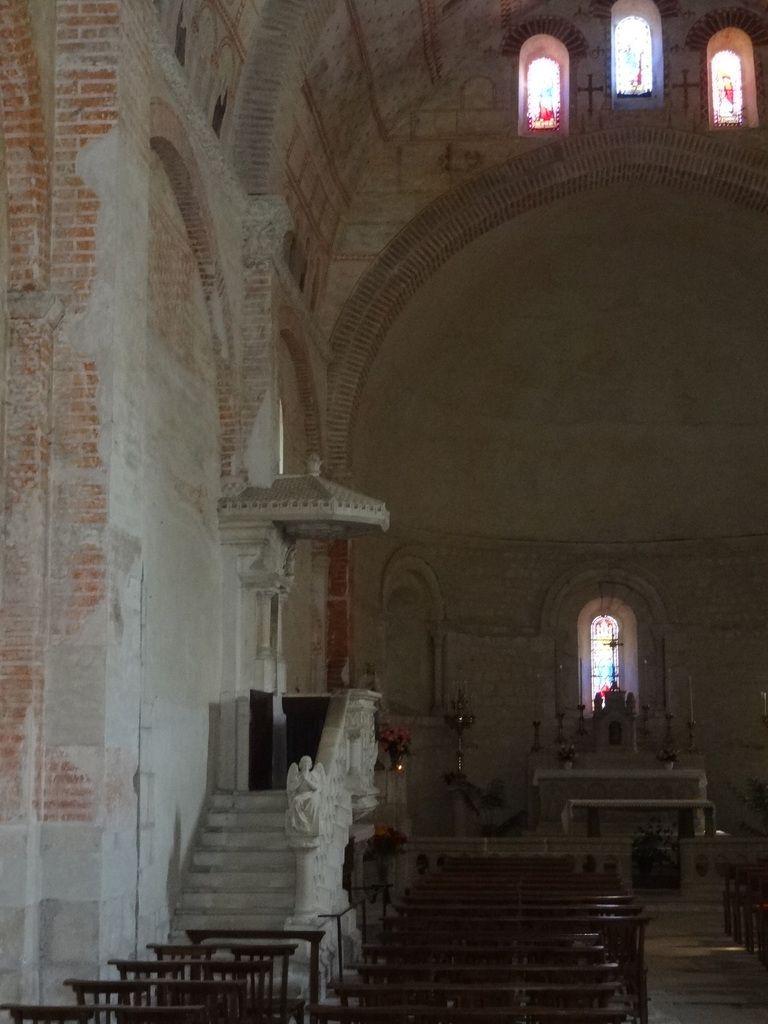 Montsaunès Quand l'église templière retrouvera t'elle sa splendeur?