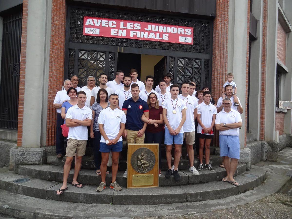 Mazères Cassagne  Ecole de Rugby - Seniors - jeunes