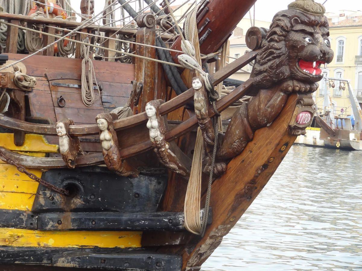 ESCALE À SÈTE pour le Festival de la Mer et des Grands Voiliers