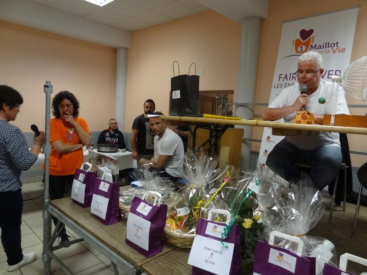 Roquefort sur Garonne - Loto d'1 Maillot pour la Vie