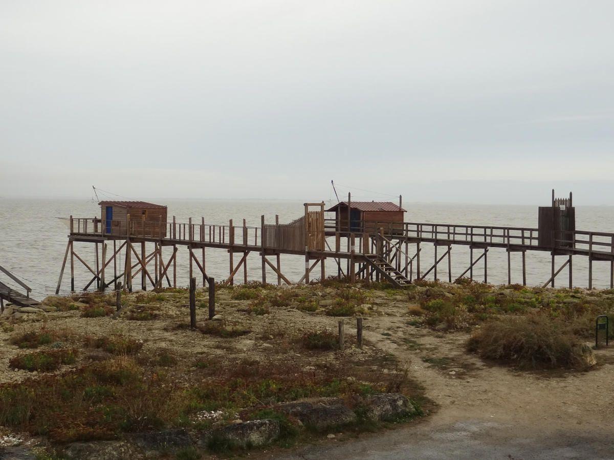 Charente Maritime - les carrelets et autres...