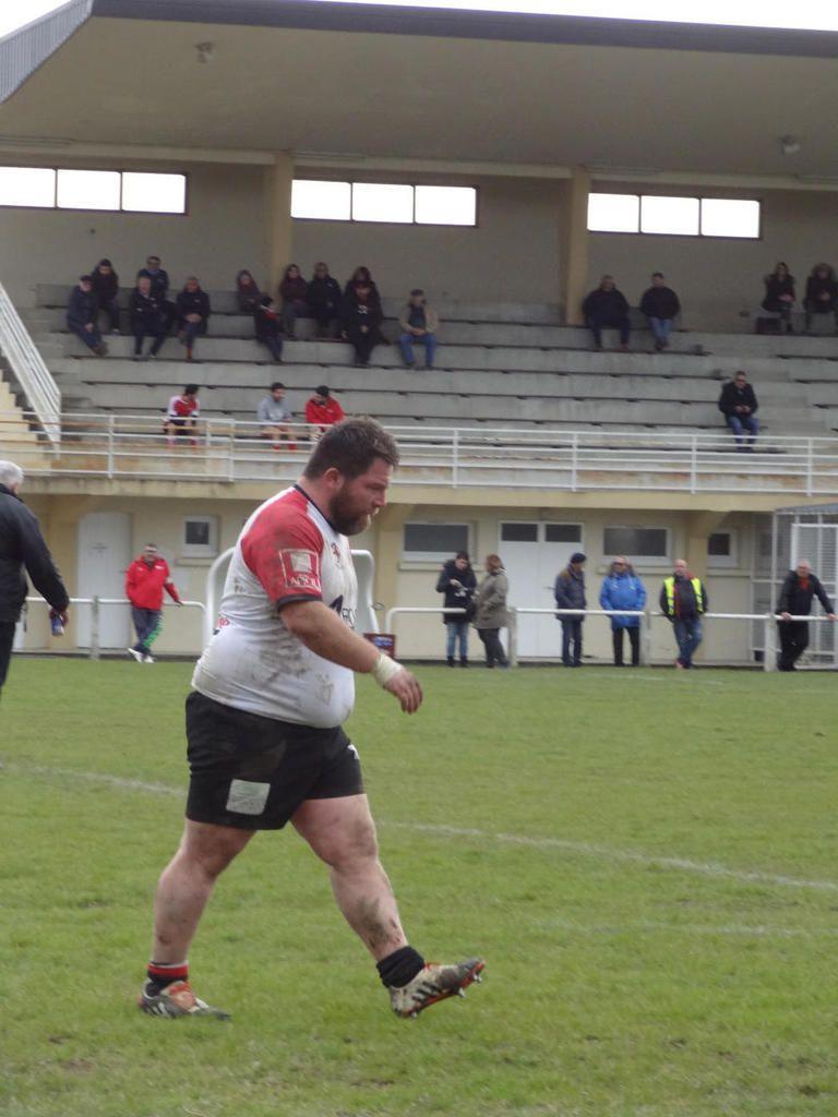 Cassagne - Mazères sur Salat - Les 110 ans du MCS Rugby