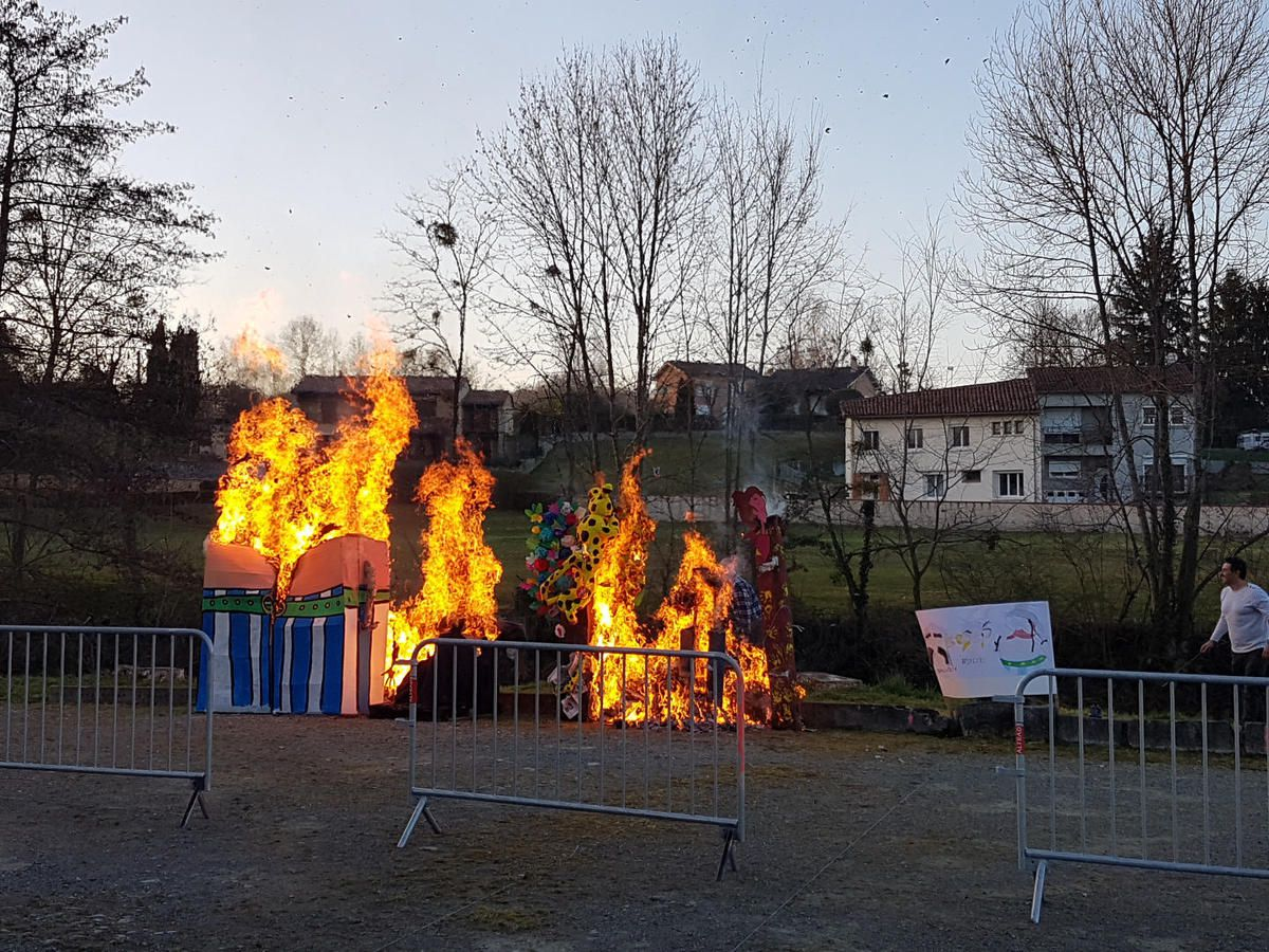 Le Carnaval des Enfants à Mane (inter-ALAE)