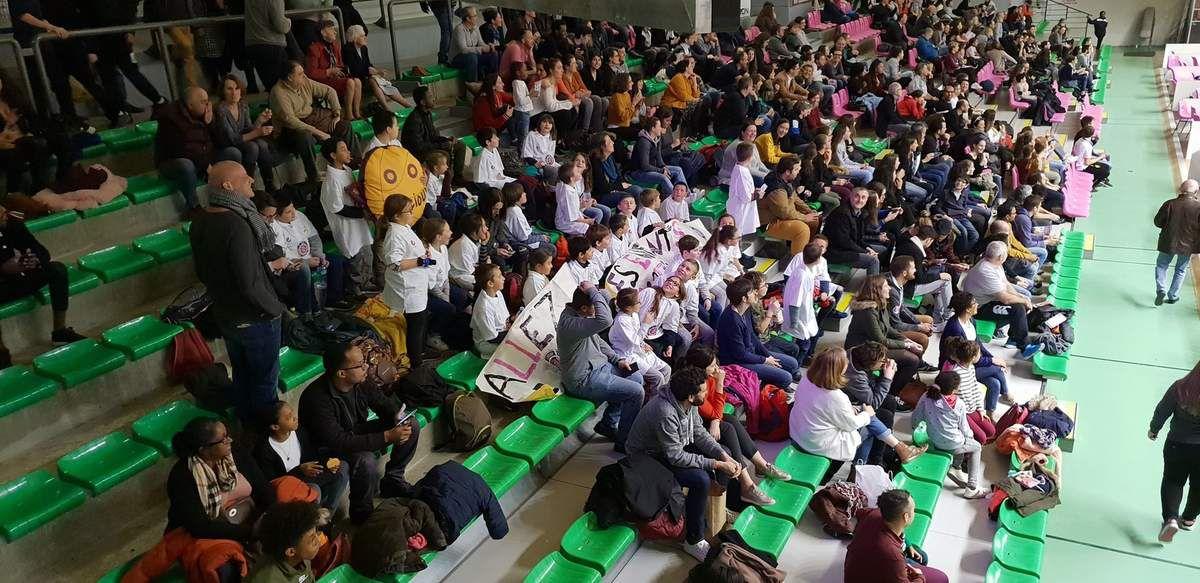 Saint-Martory - Les ALAE fervents supporters du TMB