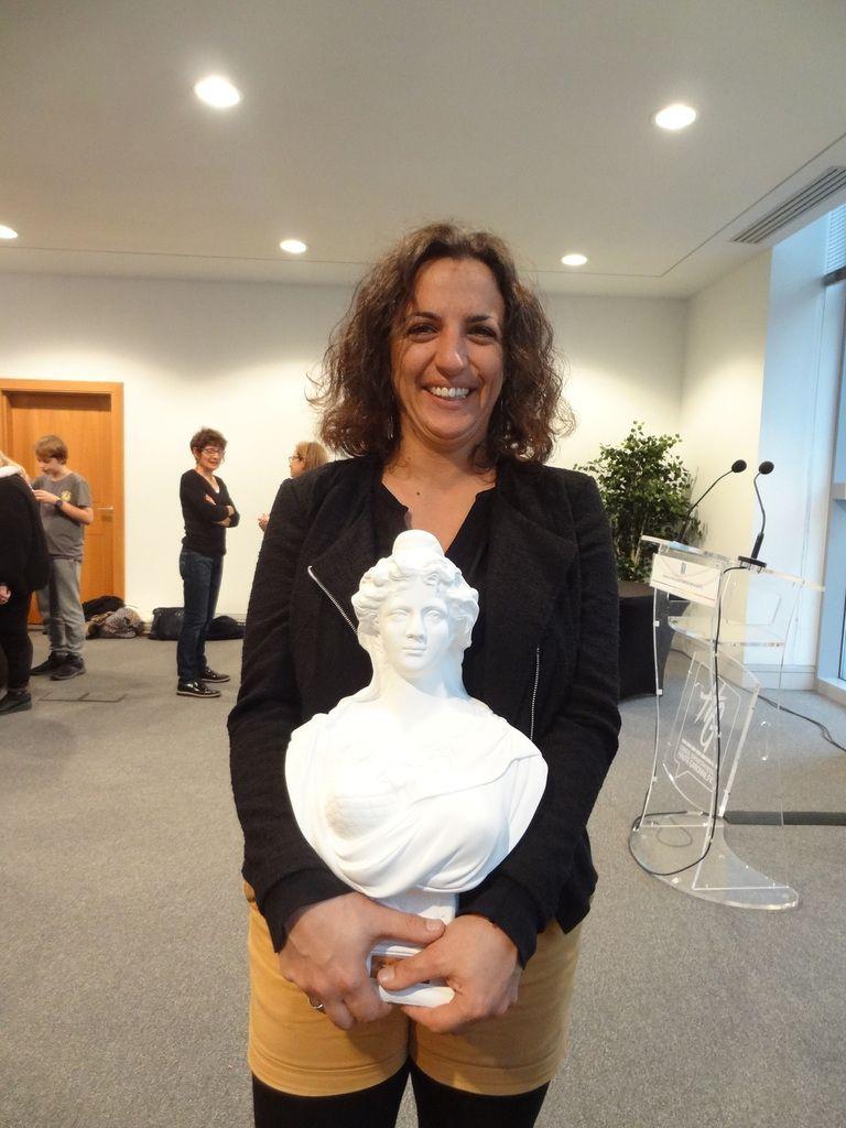 Marsoulas - L'école obtient le premier prix départemental de la laïcité