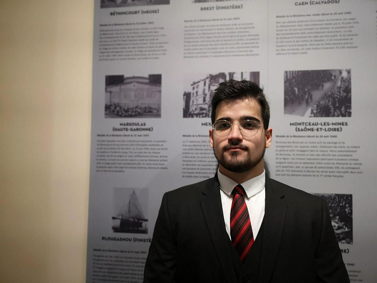 Photos de Jean-Pierre Sabrazat maire de Caniac du Causse