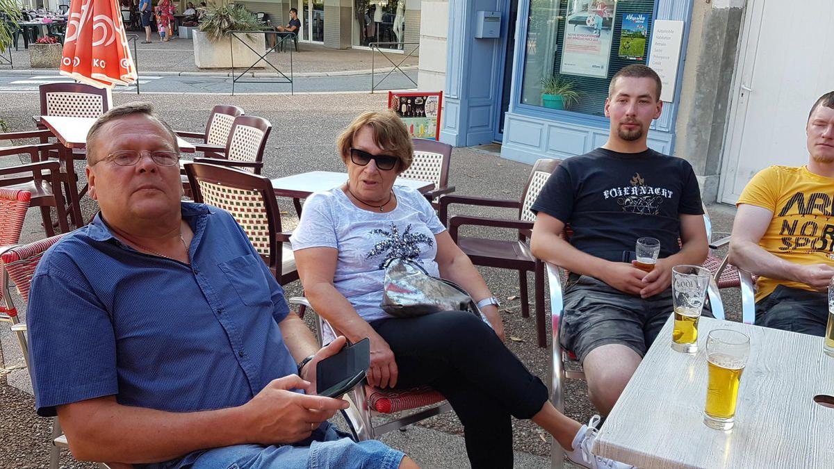 Salies du Salat - Philippsthal - 3ème journée (suite)