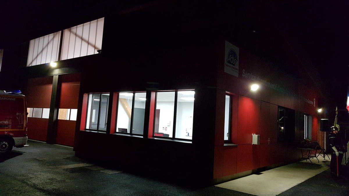 Saint-Martory. Le nouveau centre de secours inauguré : 1 million investi