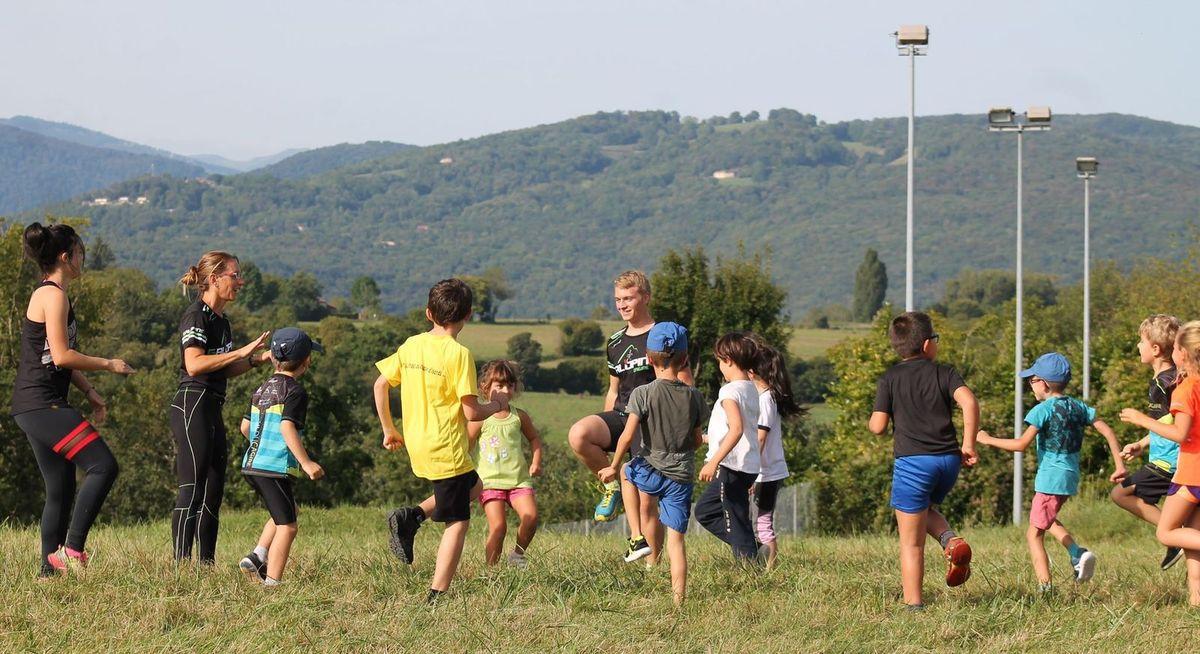 Aspet - Ecole de Trail (Cagire Pyrénées)    «La Jeunesse au pouvoir!»