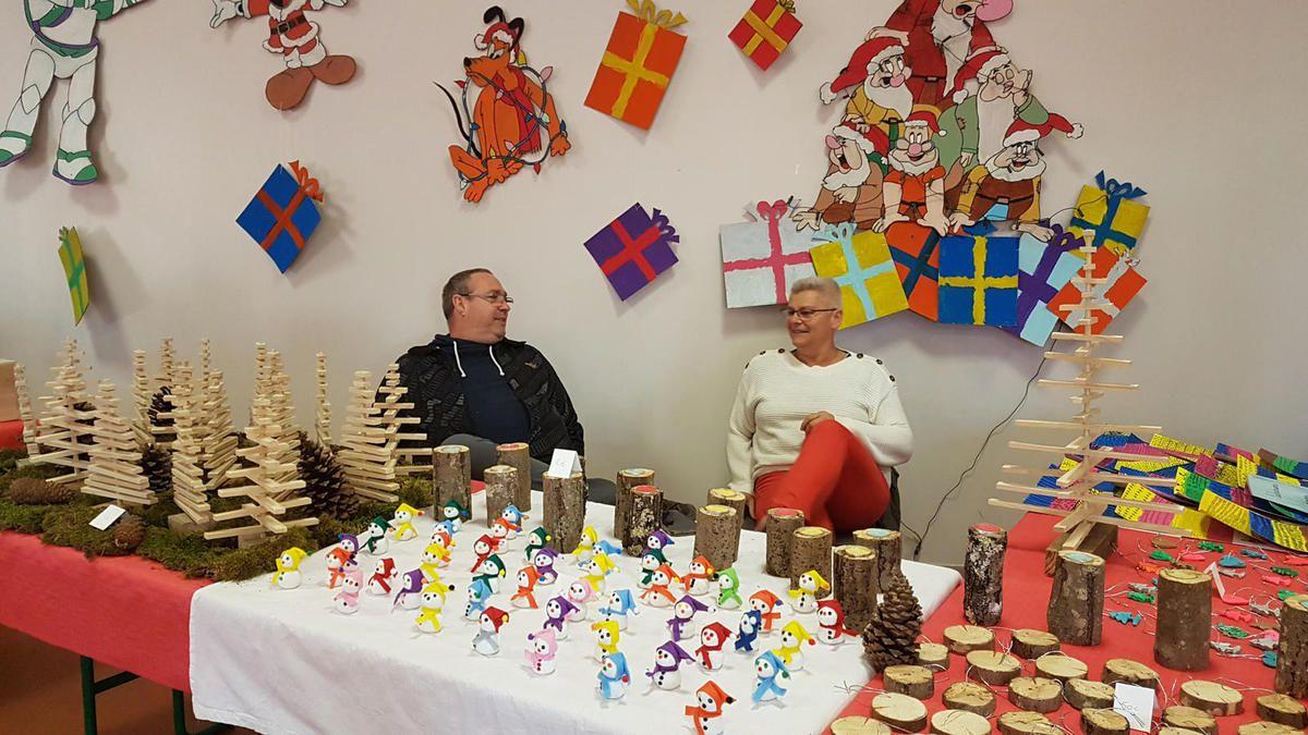 Les Marchés de Noël - Beauchalot