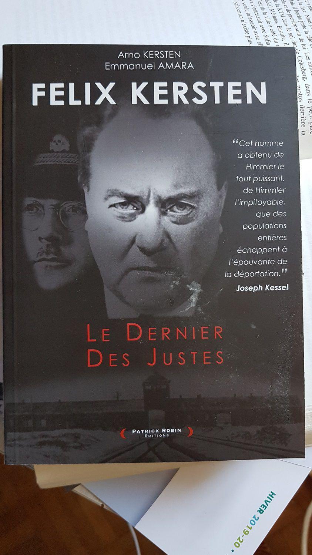 Félix Kersten - Le dernier des Justes