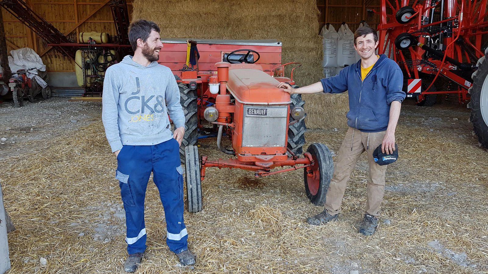 Cassagne - Comment s'en sortent les agriculteurs?
