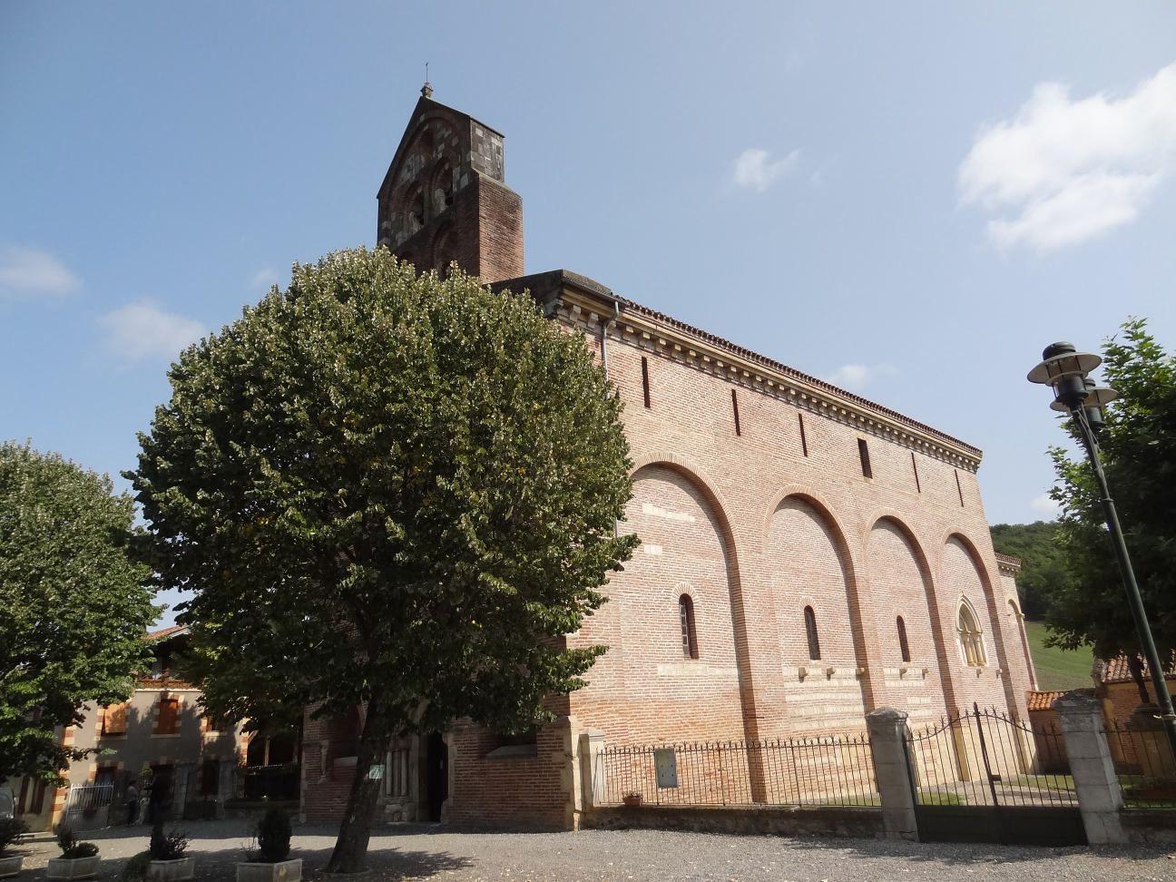 Montsaunes - A la découverte de l'église templière