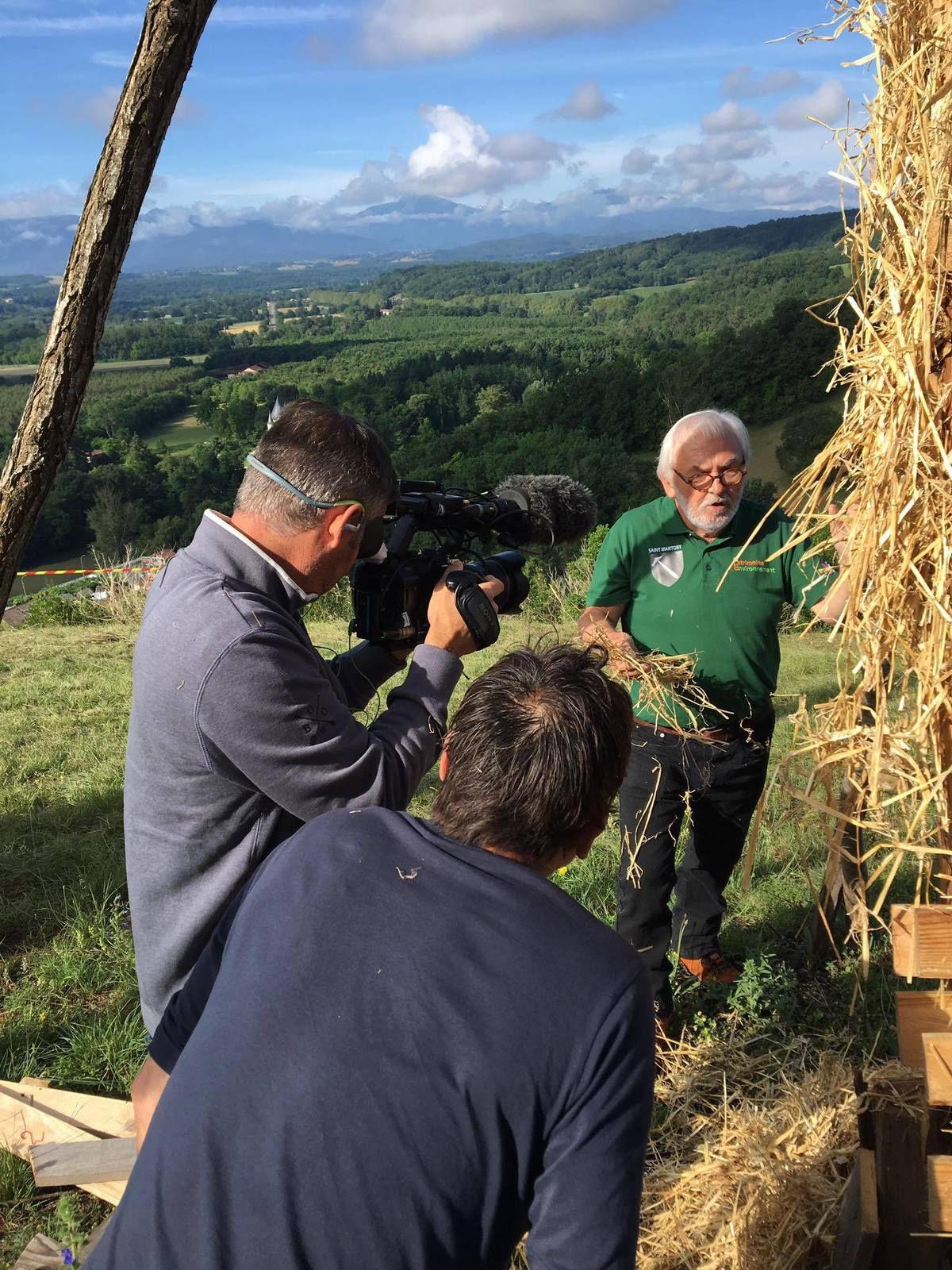 """Diffusion du film """"Pays de Garonne"""" sur France 3"""