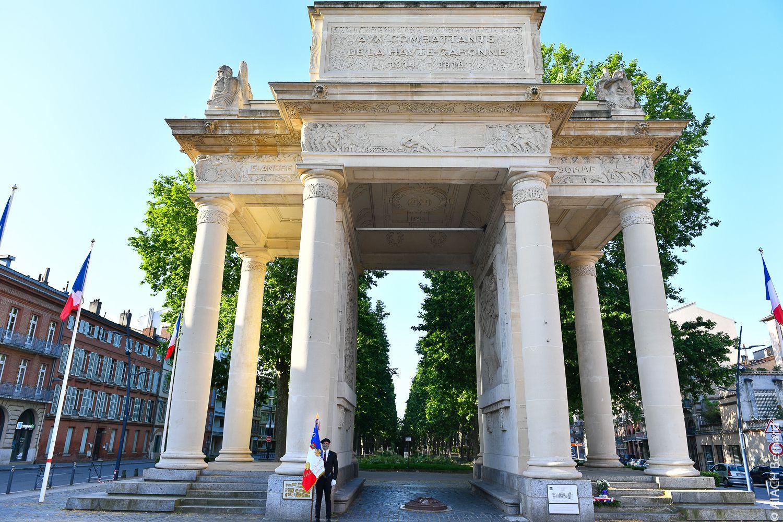 Photos de La Dépêche à Toulouse