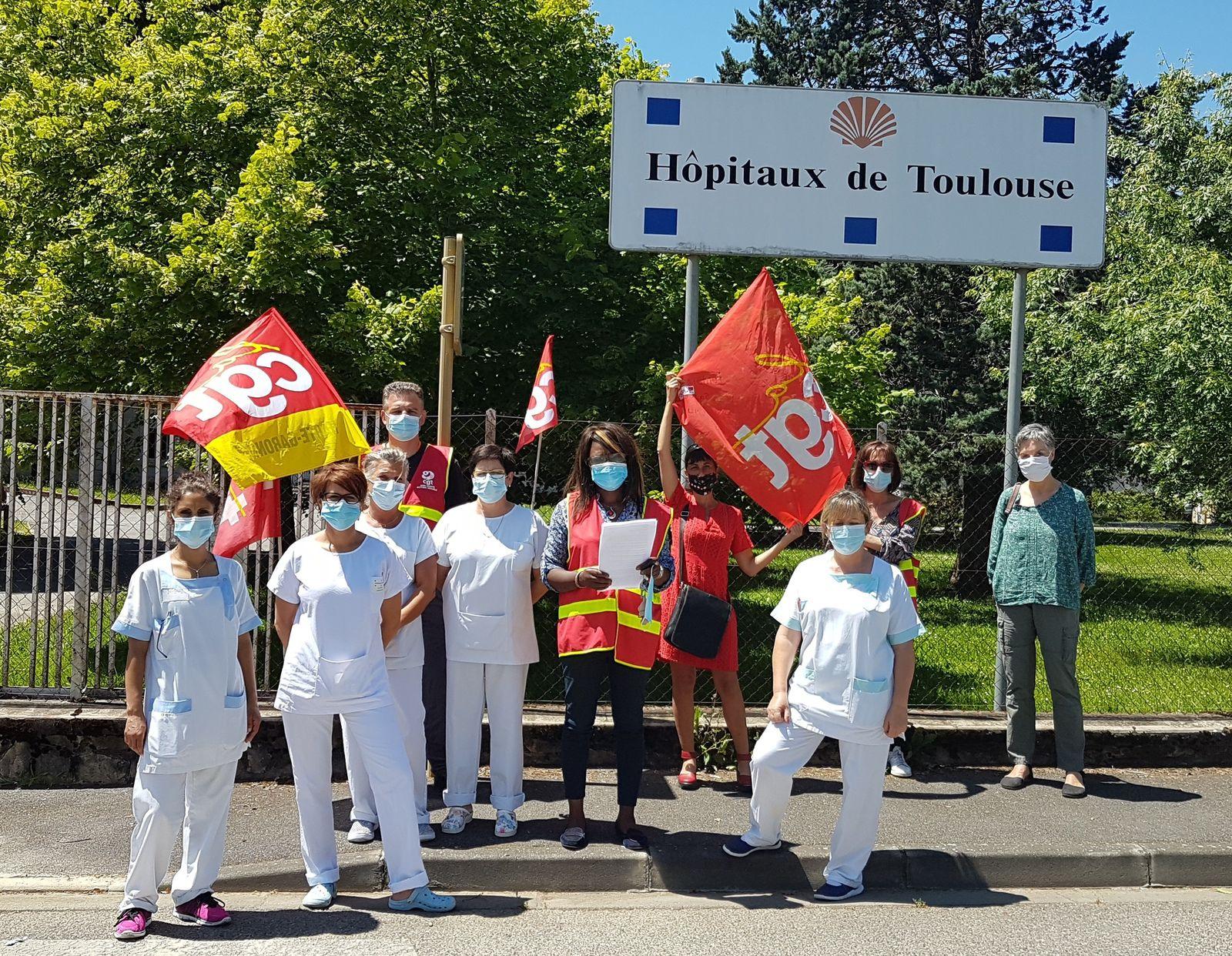 Salies-du-Salat. Mobilisation solidaire à la Fontaine Salée