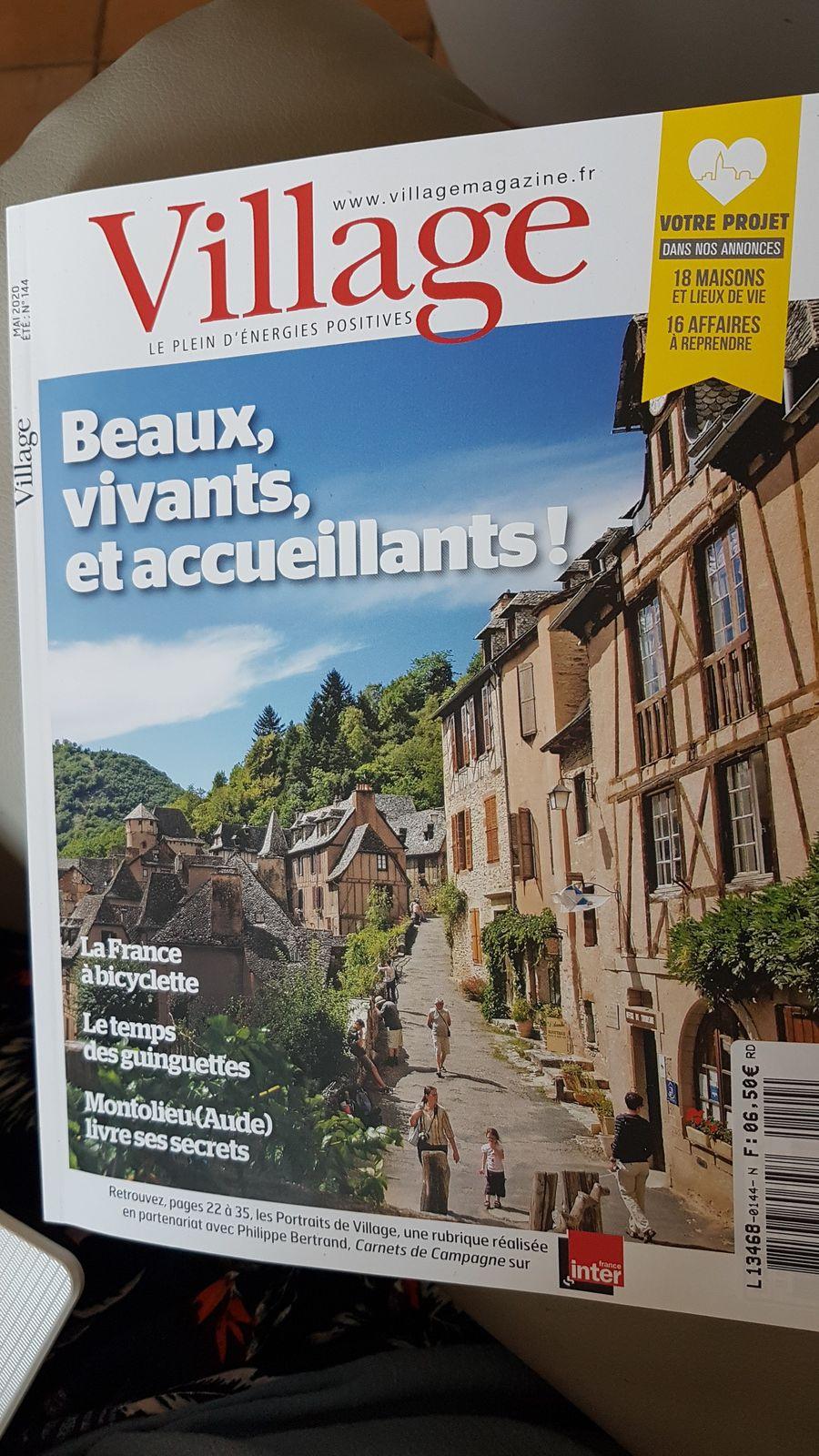 Village - le magazine du monde rural