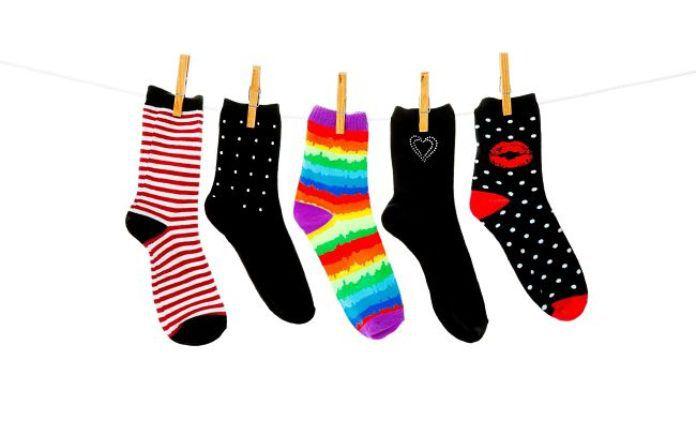 Recycler les chaussettes orphelines, c'est le pied!