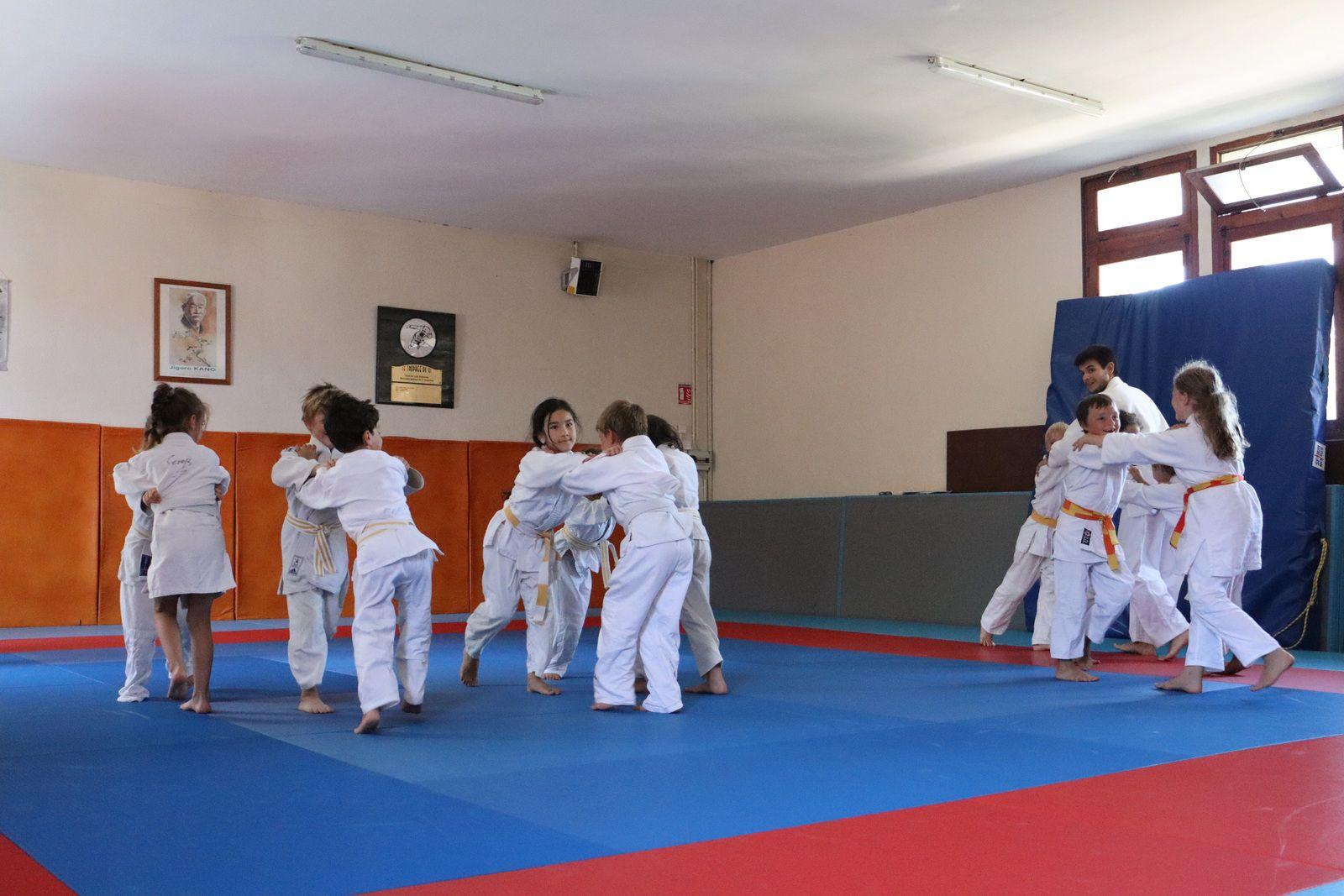 Salies-du-Salat. Rentrée pour les judokas