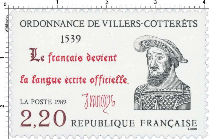 LA DEFENSE DE LA LANGUE FRANCAISE : UN ENJEU DE SOUVERAINETE