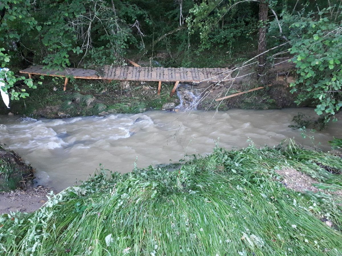 Crapa' uttade Challenge NR #3, et toujours de la boue... mais très liquide cette fois